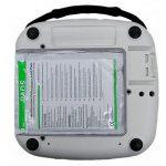 Defibrilátor iPad CU-SP1 vzadu