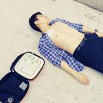 Defibrilator iPad použitie