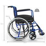Invalidny vozik – basic (2)