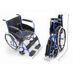 Invalidny vozik – basic (3)